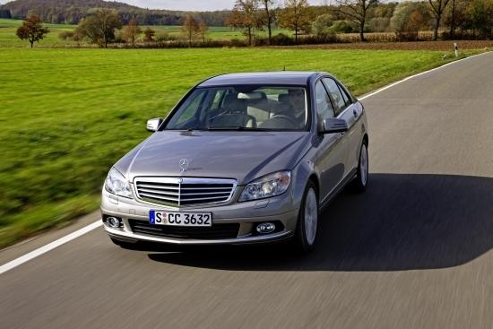 2010 M-Benz C-Class Sedan C220 CDI Classic
