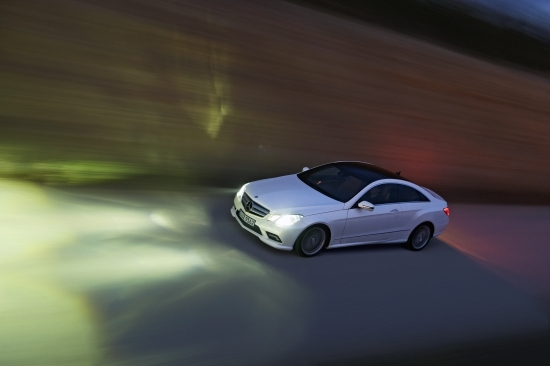 M-Benz_E-Class Coupe_E350 BlueEFFICIENCY