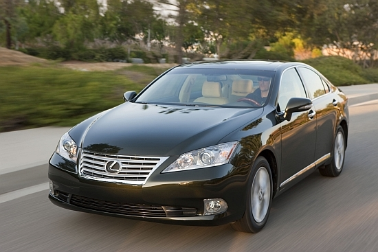2010 Lexus ES
