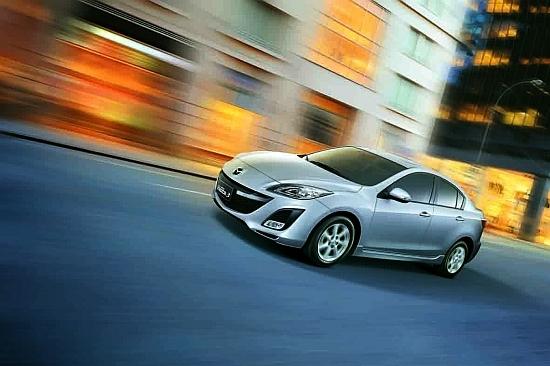 2011 Mazda 3 4D 2.0 頂級型