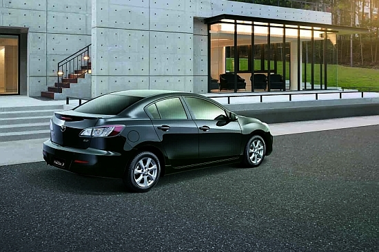 Mazda_3 4D_2.0 尊貴型