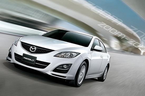 2011 Mazda 6 2.0 頂級型