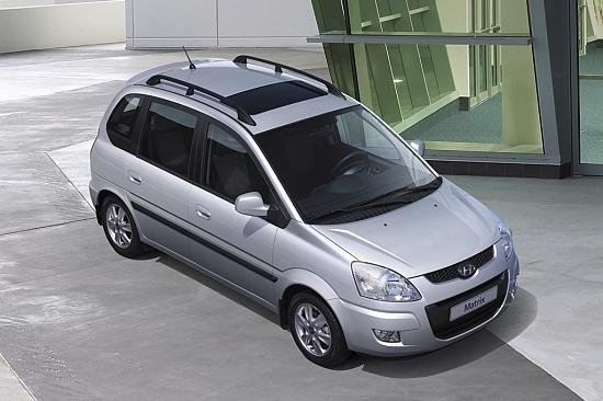 2010 Hyundai Matrix 影音型