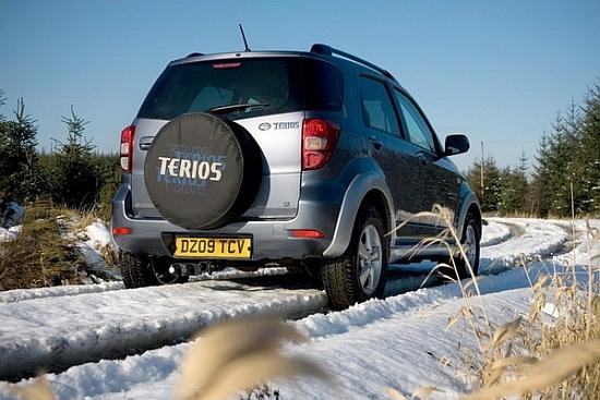 Daihatsu_Terios_4WD LX