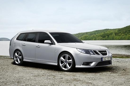 2010 Saab 9-3 SportCombi Vector 2.0TS