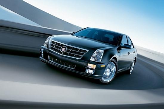 2010 Cadillac STS 3.6 SIDI Premium