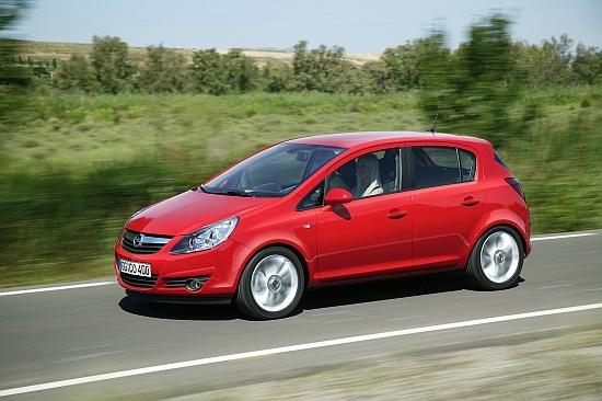 2010 Opel Corsa 1.4 5D Pleasure
