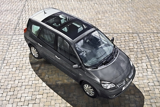 2010 Renault Grand Scenic