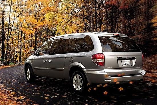 Chrysler_Town & Country_3.3 豪華型