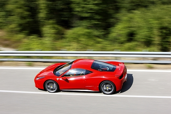 Ferrari_458 Italia_Coupe