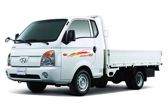 2010 Hyundai Porter 標準型