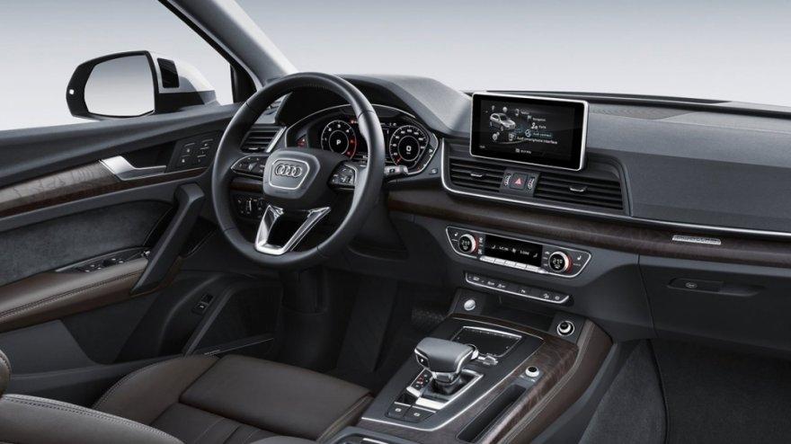 2019 Audi Q5 45 TFSI quattro  Active Plus