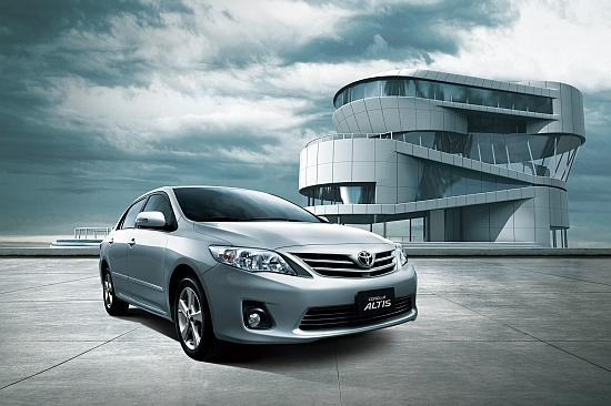 2012 Toyota Corolla Altis 2.0 G