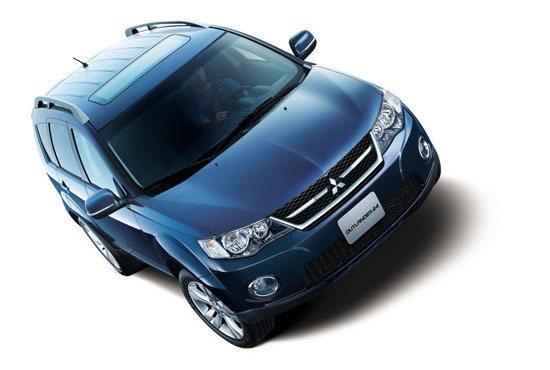 2013 Mitsubishi Outlander 2.4 4WD旗艦型