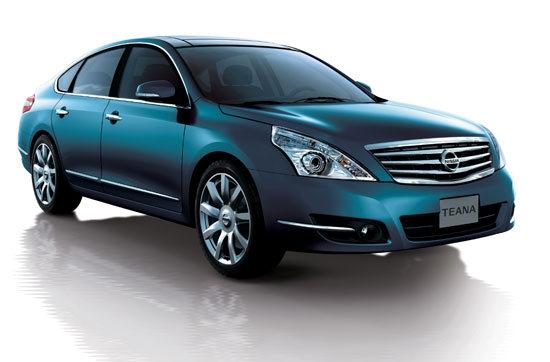 2011 Nissan Teana 2.5 LD