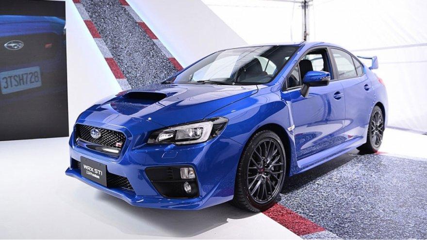 2015 Subaru WRX STI 2.5i Premium