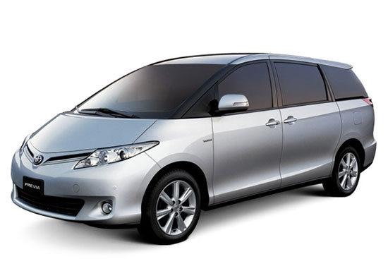 2011 Toyota Previa 3.5旗艦版