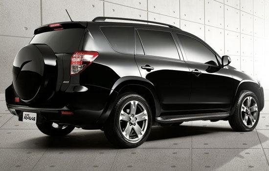 2011 Toyota RAV4 2.4 E天窗