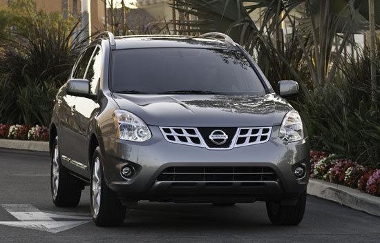 2013 Nissan Rogue AWDi旗艦型SL