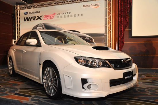 2011 Subaru Impreza 4D