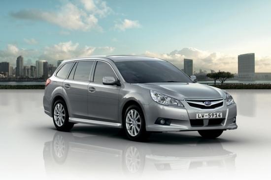 2011 Subaru Legacy Wagon