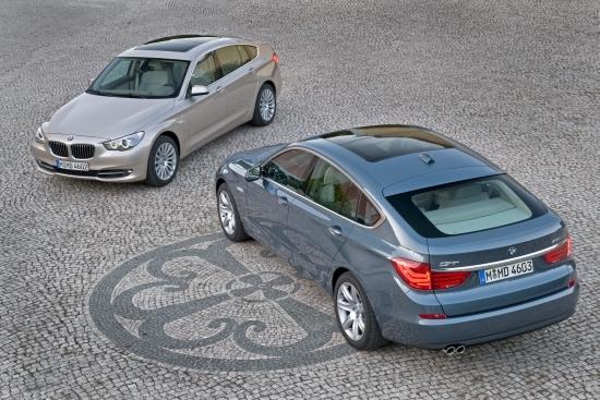 2011 BMW 5-Series GT