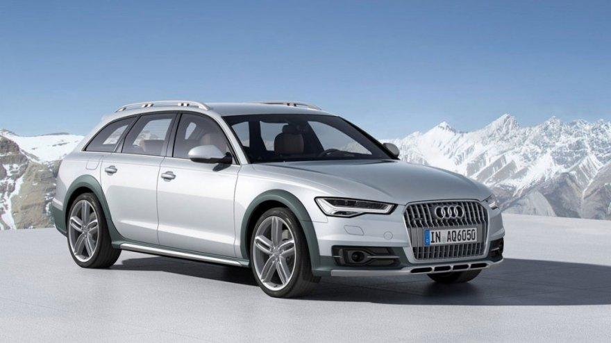 2017 Audi A6 allroad quattro
