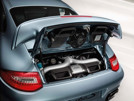 Porsche_911 Turbo_S Coupe