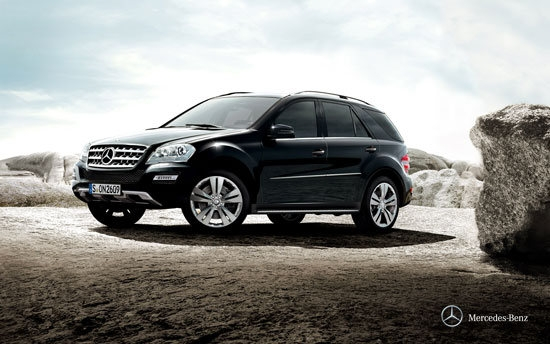 M-Benz_M-Class_ML350 CDI Grand Edition豪華版