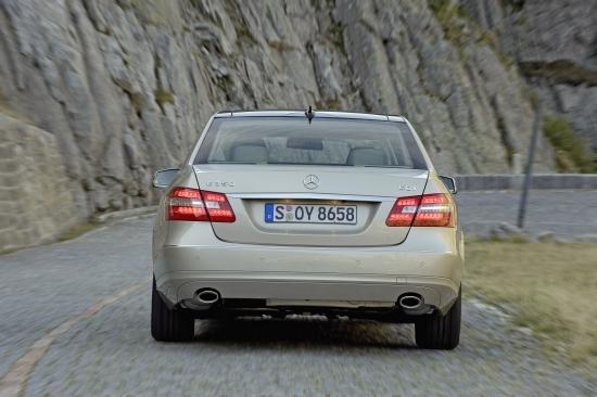 M-Benz_E-Class Sedan_E350 CDI BlueEFFICIENCY Elegance