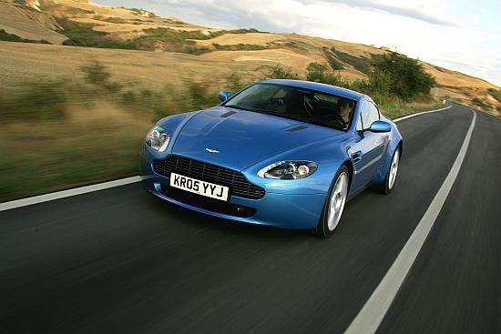 2011 Aston Martin Vantage