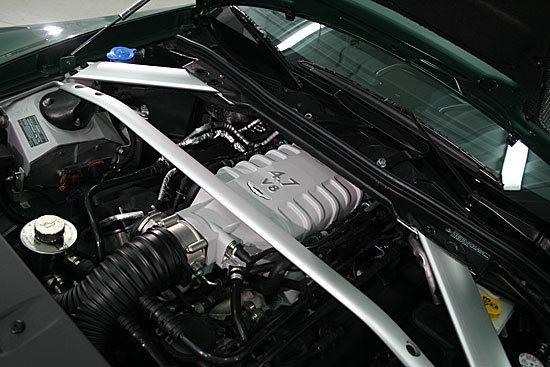 Aston Martin_Vantage_V8 N420