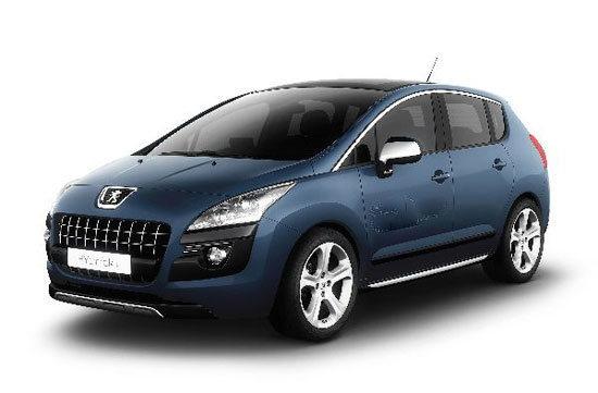Peugeot_3008_2.0 HDi Design