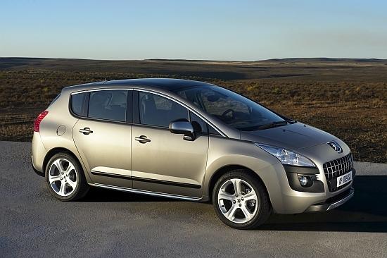 2011 Peugeot 3008 1.6 HDi Design