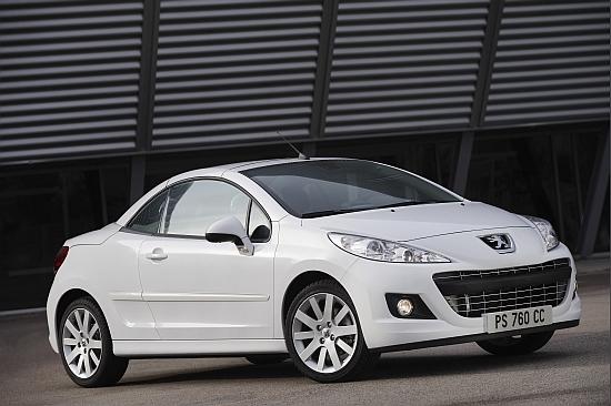 2011 Peugeot 207 CC