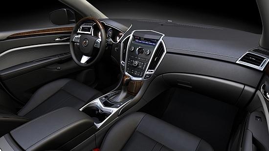 Cadillac_SRX_3.0 Brilliance