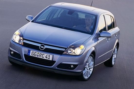 2011 Opel Astra 1.8 Club
