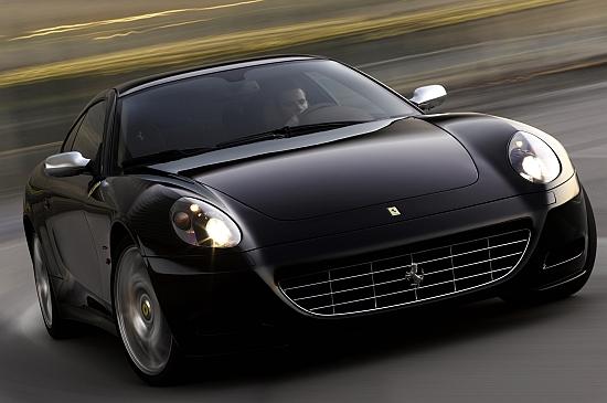 2011 Ferrari 612