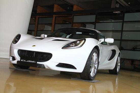 2011 Lotus Elise 1.6 Hardtop