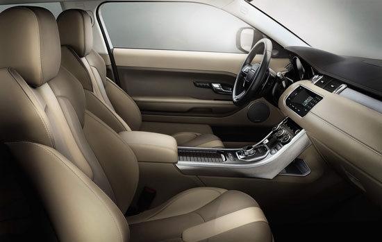 Land Rover_Range Rover Evoque_5D Pure