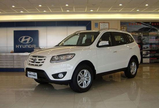 Hyundai_Santa Fe_2.2 eVGT 4WD旗艦型7人座