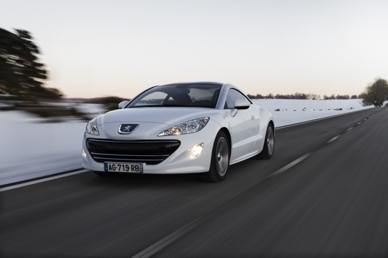 2012 Peugeot RCZ THP 200