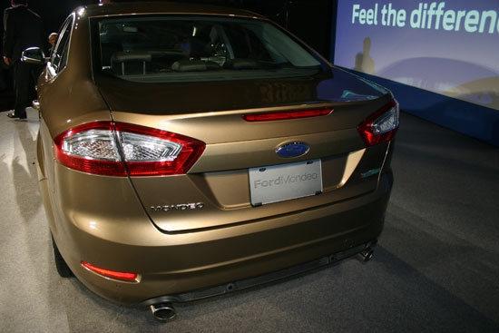 Ford_Mondeo_2.0 EcoBoost豪華型