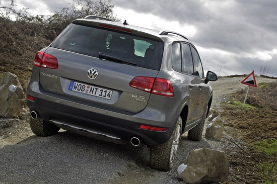 Volkswagen_Touareg_3.0 TDI BlueMotion