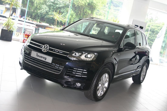 Volkswagen_Touareg_V6 TDI R-Line