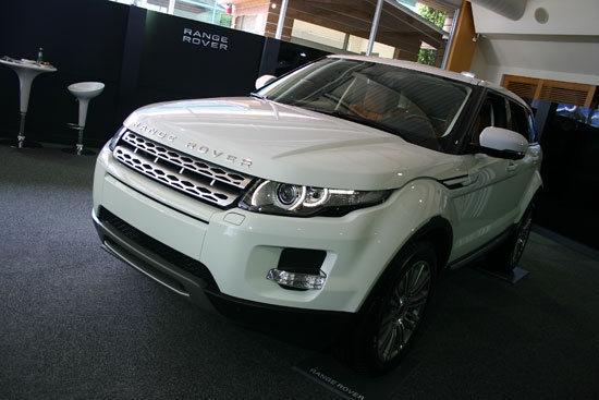 2013 Land Rover Range Rover Evoque 5D Pure