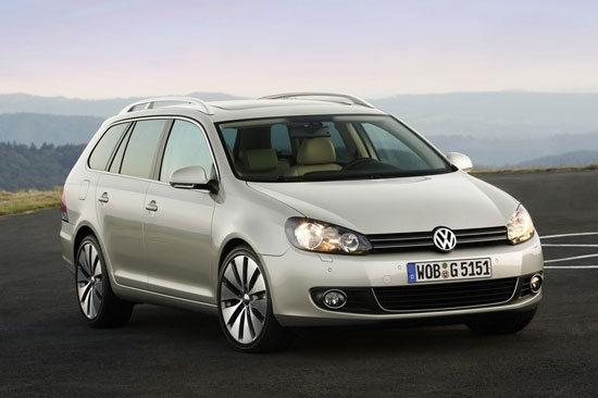 2011 Volkswagen Golf Variant 1.4 TSI