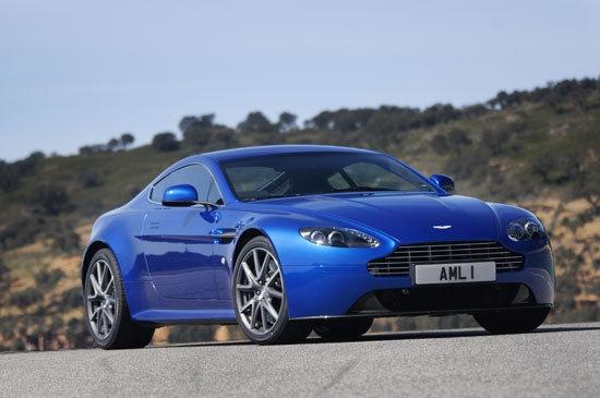 2013 Aston Martin Vantage V8 S Coupe