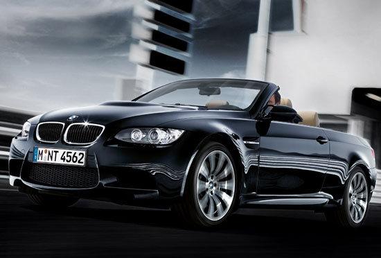 2012 BMW 3-Series Convertible M3
