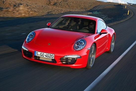 Porsche_911 Carrera_Coupe